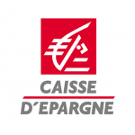 logo CAISSE D'EPARGNE AGENCE LE THILLOT
