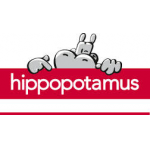 logo Hippopotamus Paris 14e- Bd Montparnasse