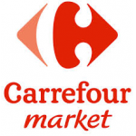 logo Carrefour Market DRANCY