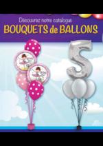 Promos et remises  : Notre sélection bouquets de ballons