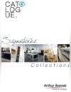 Catalogues & collections Arthur Bonnet : Retrouvez le catalogue Signatures