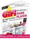 Prospectus Gifi : Des idées pour se faire plaisir !