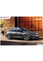 Catalogues et collections Seat : Brochure Seat Leon