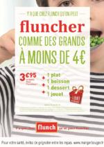 Promos et remises Flunch : Fluncher comme des grands à - de 4€ !