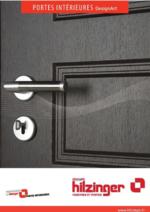 Promos et remises  : Catalogue portes intérieures DesignArt