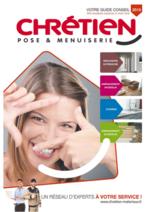 Promos et remises  : Découvrez le catalogue Pose et Menuiserie
