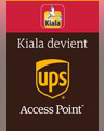 Kiala devient Access Point