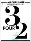 Bons Plans Marionnaud REDON : Maquillage : 3 pour 2