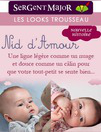Catalogues & collections Sergent Major RAMBOUILLET 34 RUE DU GENARAL DE GAULLE : Feuilletez le lookbook trousseau Nid d'amour