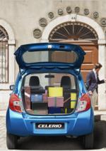 Catalogues et collections Suzuki Auto : Découvrez la Celerio