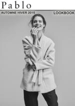Catalogues et collections Pablo : Le lookbook automne hiver 2015