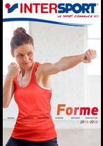 Prospectus Intersport : Forme 2015-2016