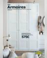 La brochure Armoires 2016
