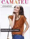 Catalogues & collections Camaieu SAINT-NICOLAS-DE-REDON : Le lookbook Douceur d'automne