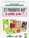 Catalogues & collections Grine Tournai : 27 produits Bio à petits prix!