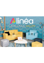 Catalogues et collections Alinéa : Catalogue Salon