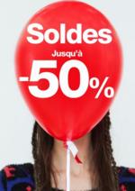 Promos et remises Desigual : Soldes jusqu'à -50%