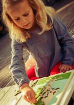 Catalogues et collections Nature & Découvertes : Le matériel Montessori