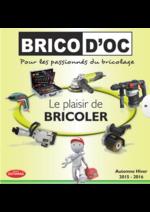 Catalogues et collections BRICO D'OC : Le plaisir de bricoler