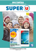 Prospectus Super U : Multimédia