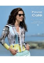 Catalogues et collections Pause Cafe : Nouvelle collection printemps été 2016