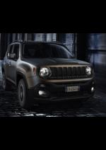 Catalogues et collections Jeep : Nouveau Jeep Renegade Night Eagle