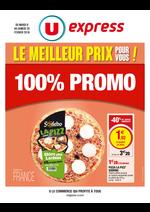 Prospectus U Express : 100% promo