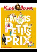 Prospectus KING JOUET THIAIS : Le mois des petits prix