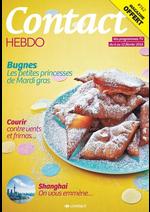 Prospectus Carrefour Contact : Contact Hebdo