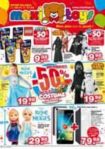 Prospectus Maxi Toys : Profitez des offres du moment !