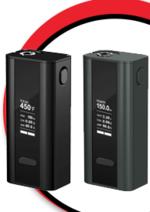 Catalogues et collections Point Smoke : Nouveau, la batterie 150W