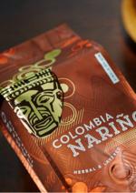 Catalogues et collections Starbucks Coffee : Le café colombien de montagne, torréfié à la perfection