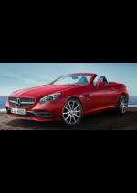 Catalogues et collections Mercedes Benz : A découvrir : Nouveau SLC