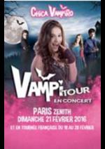 Catalogues et collections Carrefour Spectacles : Chica Vampiro en tournée Française !