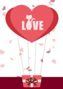 Catalogues et collections Lollipops Paris Temple : Envolez-vous pour la Saint-Valentin