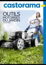 Promos et remises  : Guide 2016 Outils motorisés du jardin