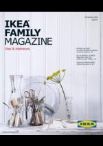 Catalogues et collections IKEA : IKEA Family Magazine printemps 2016