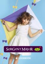 Catalogues et collections Sergent Major : Lookbook enfant Soleil et fil d'or