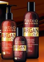 Catalogues et collections Fabio Salsa : Découvrez la gamme Argan Oil