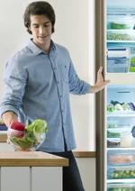 Catalogues et collections Boulanger : Les nouveaux réfrigérateus Samsung