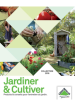 Catalogues et collections Leroy Merlin : Jardiner & Cultiver collection 2016
