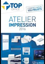 Promos et remises  : Atelier Impression 2016