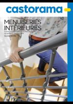 Catalogues et collections Castorama : Guide Menuiseries intérieures 2016