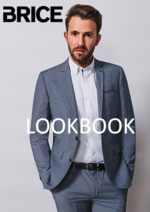 Catalogues et collections Brice : Lookbook 1 costume 3 looks