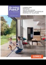 Catalogues et collections Point P : Le catalogue Décoration 2016