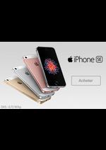 Catalogues et collections Orange : Le nouvel iPhone SE, la petite révolution