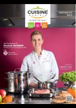 Catalogues et collections Cuisine plaisir : Catalogue Printemps - Eté 2016