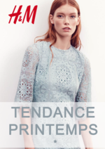 Catalogues et collections H&M : La tendance printemps femme