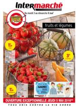 Prospectus Intermarché Hyper : Spécial fruits et légumes