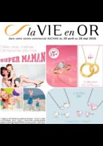 Prospectus Auchan : La vie en or : fête des mères